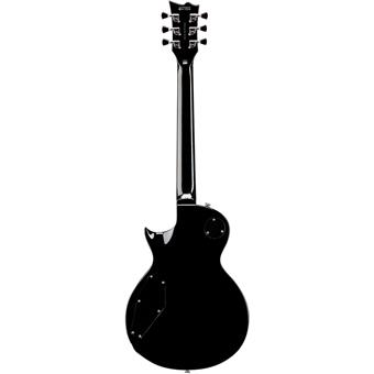 ESP LTD EC-256FM See Thru Black electric guitar