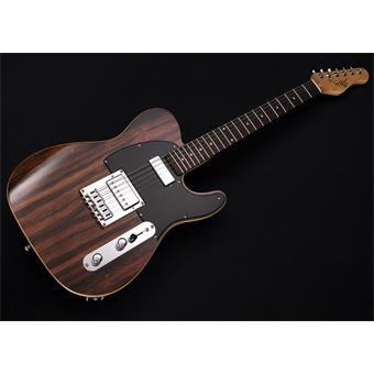 Michael Kelly Guitars 1955 Custom Collection Striped Ebony elektrische gitaar