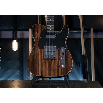 Michael Kelly Guitars 1955 Custom Collection Striped Ebony electric guitar