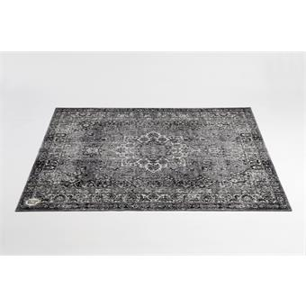 Drum'n Base Vintage Persian Drum Mat VP185 Gray Drum Teppich