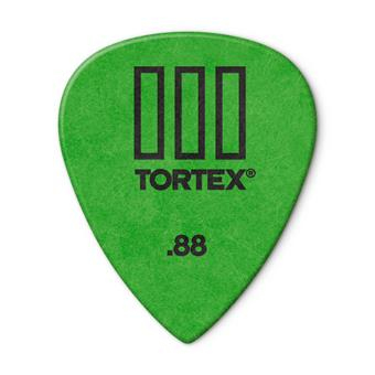 Dunlop Tortex TIII 0.88mm 12-Pack standard pick