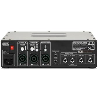 Eich Amps T-1000 solidstate bass head