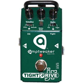 Amptweaker Tightdrive JR distortion/fuzz/overdrive pedal