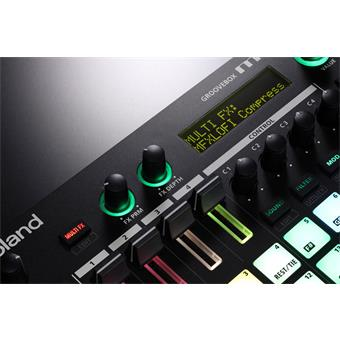 Roland MC-101  Groovebox Home