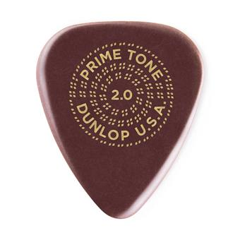 Dunlop Primetone Standard Smooth 2.00mm 3-Pack standaard plectrum