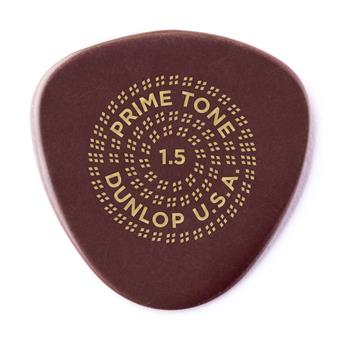 Dunlop Primetone Semi Round Smooth 1.50mm 3-Pack standard pick