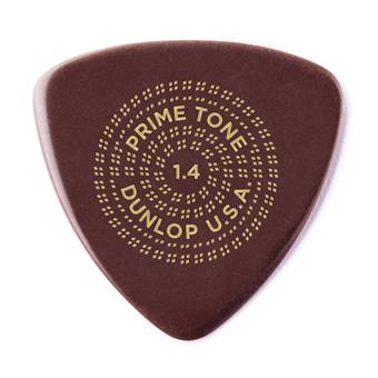 Dunlop Primetone Triangle Smooth 1.40mm 3-Pack standaard plectrum