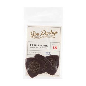 Dunlop Primetone Triangle Smooth 1.50mm 3-Pack standard pick
