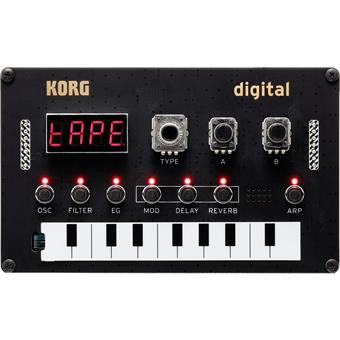 Korg Nu:Tekt NTS-1 Digital Kit modelling synthesizer