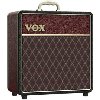 Vox AC4C1-TTBM Two-Tone Black Maroon tube guitar combo