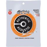 Martin Strings MA540FX Authentic Acoustic Flexible Core Tommy Emmanuel Signature Light
