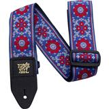 Ernie Ball 4107 Jacquard Strap Morning Blossom