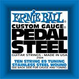 Ernie Ball 2504 Pedal Steel Stainless Steel Wound 10-String E9