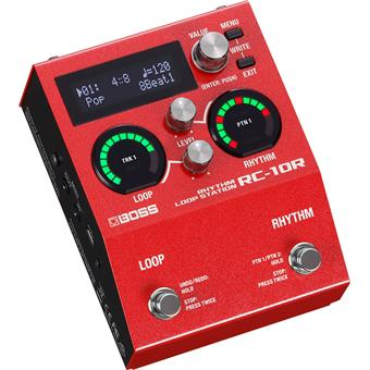 Boss RC-10R Rhythm Loop Station delay/echo/looper pedaal
