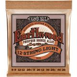 Ernie Ball 2153 Earthwood Phosphor Bronze 12-String Light