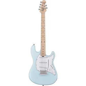 Sterling Cutlass CT30SSS Daphne Blue guitare électrique