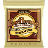 Ernie Ball 2002 Earthwood 80/20 Bronze Medium