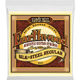 Ernie Ball 2043 Earthwood 80/20 Bronze Silk & Steel Regular