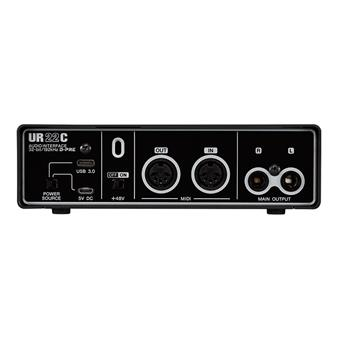 Steinberg UR22C USB audio-interface