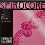 Thomastik cello 4/4 spirocore string pack