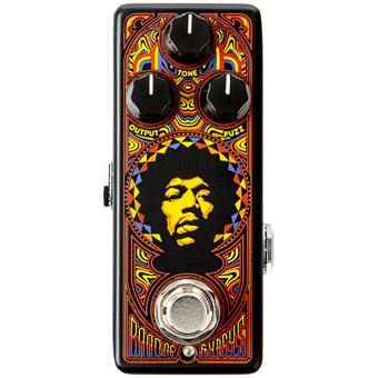 Dunlop JHW4 Jimi Hendrix '69 Psych Series Band Of Gypsys Fuzz fuzz pedal