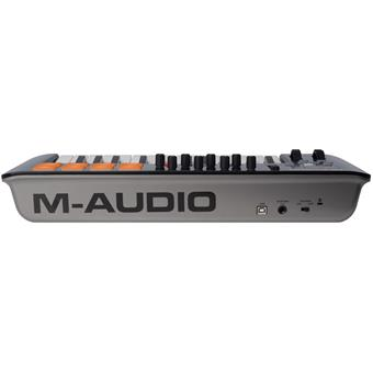 M-Audio Oxygen 25 MK IV keyboardcontroller