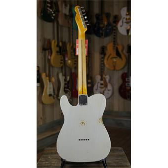 Fender Custom Shop 1952 Telecaster Relic White Blonde electric guitar