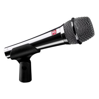 sE Electronics V7 Chrome dynamic microphone for vocalists