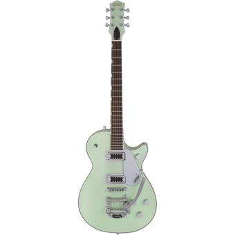Gretsch G5230T Electromatic Jet FT Single-Cut Bigsby Broadway Jade Metallic electric guitar