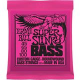 Ernie Ball 2834 Super Slinky Bass Nickel Wound