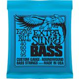 Ernie Ball 2835 Extra Slinky Bass Nickel Wound