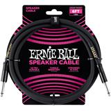 Ernie Ball 6072 Speaker Cable 183cm Black