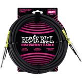 Ernie Ball 6046 Jack/Jack 600cm Black
