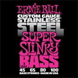 Ernie Ball 2844 Stainless Steel Super Slinky Bass