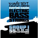 Ernie Ball 2802 Flatwound Bass Group I