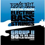 Ernie Ball 2804 Flatwound Bass Group II