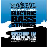 Ernie Ball 2808 Flatwound Bass Group IV