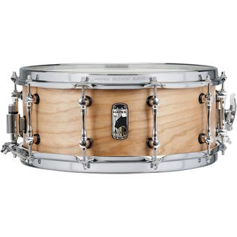 "Mapex Black Panther Design Lab 14"" Cherry Bomb Snare Holz Snaredrum"
