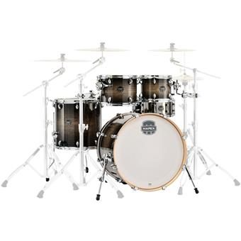 Mapex AR529S Armory 5-Piece Rock Shell Pack Black Dawn kit rock