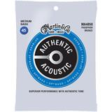 Martin Strings MA4850 Authentic Acoustic SP 92/8 Phosphor Bronze Medium Bass