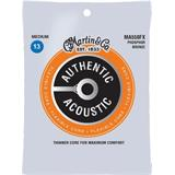 Martin Strings MA550FX Authentic Acoustic Flexible Core 92/8 Phosphor Bronze Medium