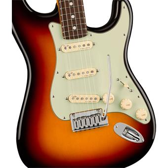 Fender American Ultra Stratocaster RW Ultraburst electric guitars