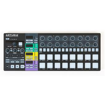Arturia Beatstep Pro Black limited Edition pad controller