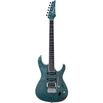 Ibanez SA560MB Aqua Blue Flat electric guitar
