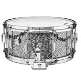 "Rogers Dynasonic 14"" x 6,5"", Beavertail lug, Black Onyx"