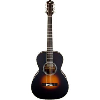 Gretsch G9531E Style 3 Double-0 Grand Concert Appalachia Cloudburst acoustic-electric orchestra guitar