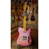 Fender Custom Shop 1952 Telecaster Relic Pink Paisley