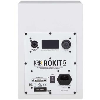 KRK RP5 G4 White Noise active nearfield monitor