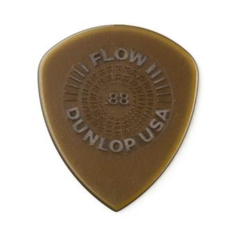 Dunlop Flow Standard 0.88mm 6-Pack standard pick