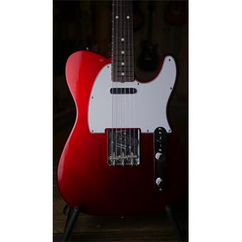 Fender Custom Shop 1960 Telecaster Lush Closet Classic Candy Apple Red electric guitar